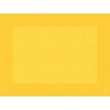 Duni Tischset Motiv Linnea Yellow 30 x 40 cm 10 Stück