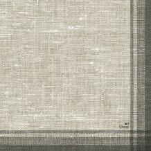 Duni Zelltuch-Serviette, Motiv Linus black 33x33 cm 250 St.