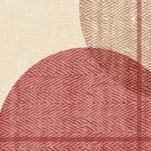 Duni Zelltuch-Servietten Gravito 33x33 cm 3lagig, 1/ 4 Falz 250 Stück