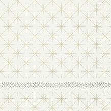 Duni Duni Zelltuchservietten Glitter White 40 x 40 cm 250 Stück