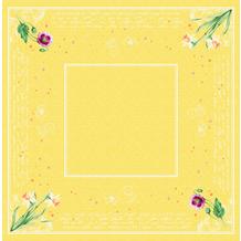 Duni Dunicel-Mitteldecken Spring Lilies 84 x 84 cm 100 Stück
