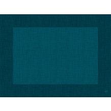 Duni Dunicel-Tischsets Linnea ocean teal 30 x 40 cm 100 Stück