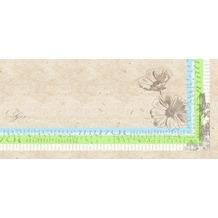 Duni Dunicel Mitteldecken 84 x 84 cm Zendo Green, 20 Stück