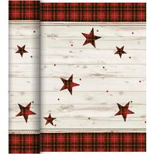 Duni Dunicel® Tête-à-Tête Naturally Christmas 40 x 120 cm 20 Stück per Rolle, perforiert