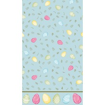 Duni Dunicel® Tischdecken Pastel Eggs 138 x 220 cm 1 Stück