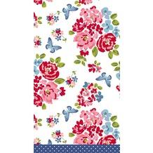 Duni Dunicel® Tischdecken Sweet Roses 118 x 180 cm 1 Stück
