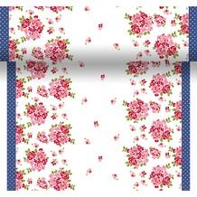 Duni Dunicel® Tischläufer 3 in 1 Sweet Roses 0,4 x 4,80 m 1 Stück