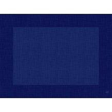 Duni Dunicel® Tischset Linnea Dark Blue 30 x 40 cm 10 Stück