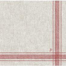 Duni Dunilin-Servietten Cocina bordeaux 40 x 40 cm 45 Stück