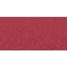 Duni Dunisilk+ Mitteldecken 84 x 84 cm Circuits Bordeaux, 20 Stück
