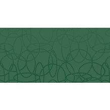 Duni Dunisilk+ Mitteldecken 84 x 84 cm Circuits Dark Green (100 Stück)