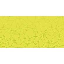 Duni Dunisilk+ Mitteldecken 84 x 84 cm Circuits Kiwi, 20 Stück