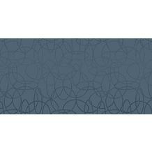 Duni Dunisilk®+ Tischdecken 120 x 120 cm Circuits Slate