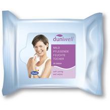 Duni Duniwell Feuchte Waschlappen, 20 Stück