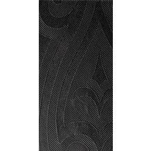 Duni Elegance-Servietten 40x40cm 1/ 8 F. Lily schwarz, 40 Stück