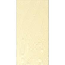 Duni Elegance-Servietten 48x48cm 1/ 8 F. Lily cream, 40 Stück