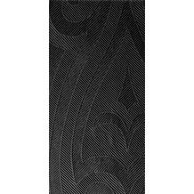 Duni Elegance-Servietten 48x48cm 1/ 8 F. Lily schwarz, 40 Stück