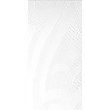 Duni Elegance-Servietten 48x48cm 1/ 8 F. Lily weiss, 40 Stück
