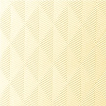 Duni Elegance-Servietten Crystal cream, 48 x 48 cm, 40 Stück