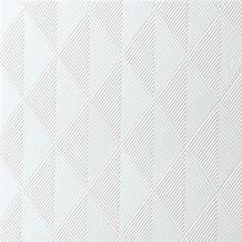 Duni Elegance-Servietten Crystal weiß, 48 x 48 cm,  40 Stück