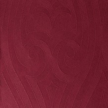 Duni Elegance-Servietten Lily bordeaux, 48 x 48 cm, 40 Stück