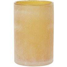 Duni Kerzenhalter 120 x 85 mm Ice Dark Honey, 4 Stück