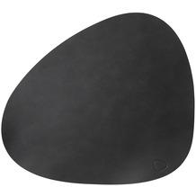 Duni Leder-Tischsets 37 x 44 cm Black - 4er Set