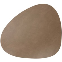 Duni Leder-Tischsets 37 x 44 cm Brown - 4er Set