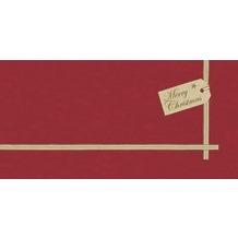 Duni Mitteldecken 84 x 84 cm Christmas gift, 20 Stück