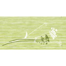 Duni Mitteldecken aus Dunicel Motiv Achillea green, 84 x 84 cm, 100 Stück