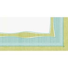Duni Mitteldecken aus Dunicel Wave, 84 x 84 cm, 20 Stück