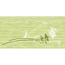 Duni Mitteldecken aus Dunisilk+ Motiv Achillea green, abwischbar, 84 x 84 cm, 20 Stück