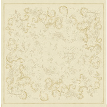 Duni Mitteldecken Dunicel® Charm Cream 84 x 84 cm 1 Stück