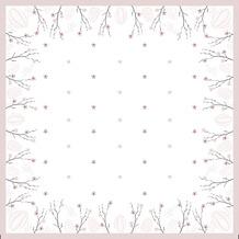 Duni Mitteldecken Dunicel® Easter Post 84 x 84 cm 1 Stück