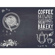 Duni Papier-Tischsets Bakery 30 x 40 cm 250 Stück
