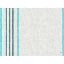 Duni Papier-Tischsets Raya blue 30 x 40 cm 250 Stück