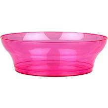 Duni Plastik Schalen pink 250 ml 10 Stück
