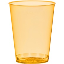 Duni Schnapsgläser Plastik  5 cl   20 Stück orange