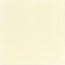 Duni Servietten Tissue cream 40 x 40 cm 50 Stück