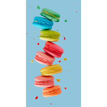 Duni Servietten Tissue Macarons 33 x 33 cm 20 Stück