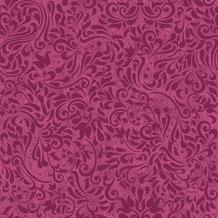 Duni Servietten Tissue Zinnia Fuchsia 33 x 33 cm 20 Stück