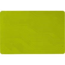 Duni Silicon-Tischsets 30x45cm Effekt kiwi, 6 Stück