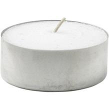 Finess Teelichter weiß, ca. 4 Std. Brenndauer, 39 mm rund, 100 Stück