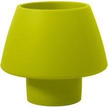 Duni Teelichthalter Moody Maxi, Silikon, kiwi