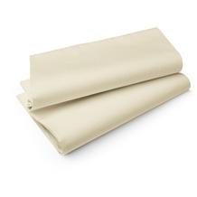 Duni Tischdecken aus Evolin 127x220cm cream, 5 Stück
