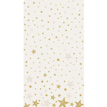 Duni Tischdecken Dunicel® 138 x 220 cm Shining Star Cream 1er Pack