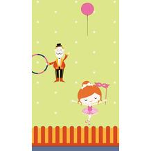 Duni Tischdecken Papier Carnival fun 120 x 180 cm 1 Stück