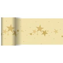 Duni Tischläufer Motiv Walk of Fame Cream 0,15 x 20 m 1 Stück
