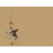 Duni Tischsets Motiv Walk of Fame Cream 30 x 40 cm 250 Stück