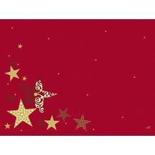 Duni Tischsets Motiv Walk of Fame Red 30 x 40 cm 100 Stück